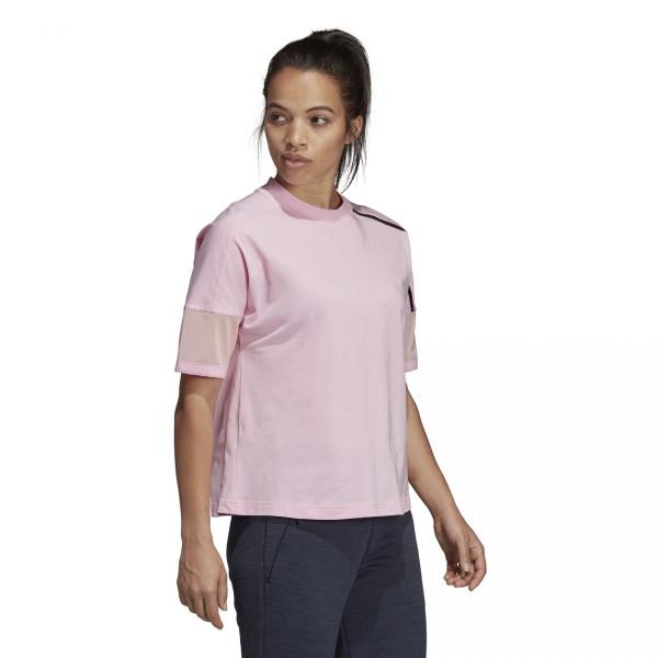 Dámské tričko adidasPerformance W Zne Tee - foto 1