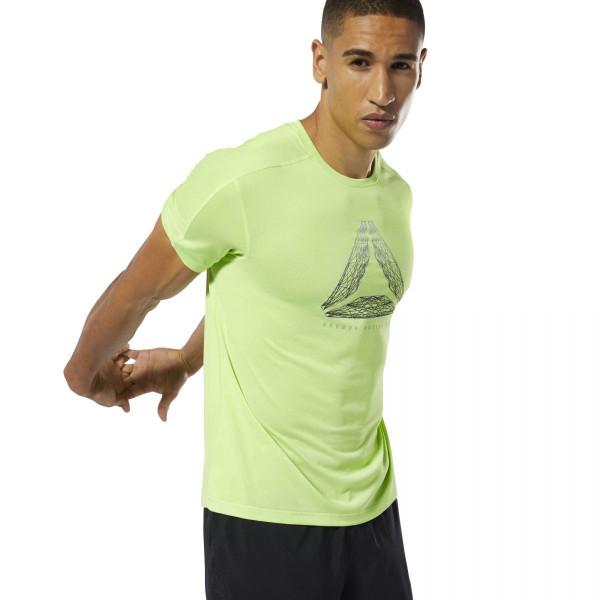 Pánské tričko Reebok OSR  REFLECT MOVE TEE - foto 1