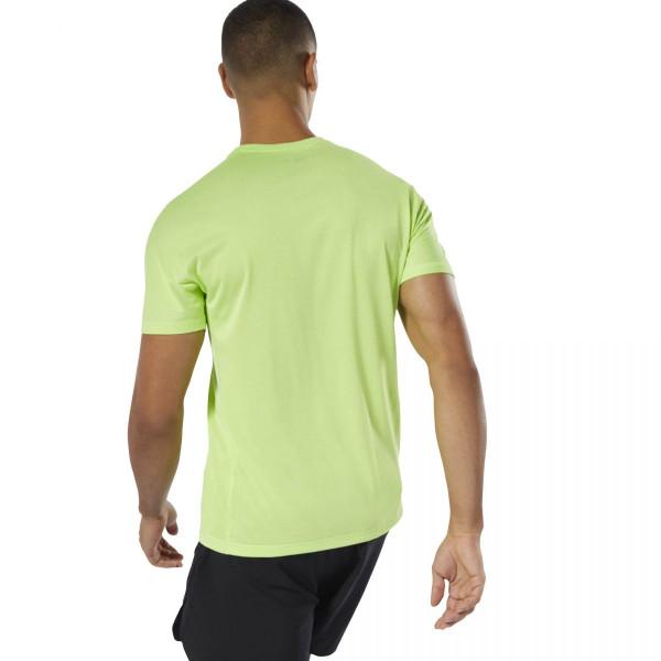 Pánské tričko Reebok OSR  REFLECT MOVE TEE - foto 2