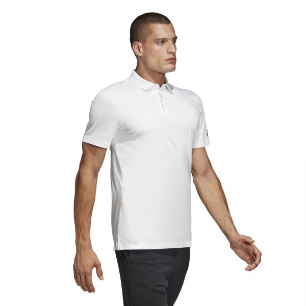 Pánské tričko adidasPerformance MH PLAIN Polo - foto 1
