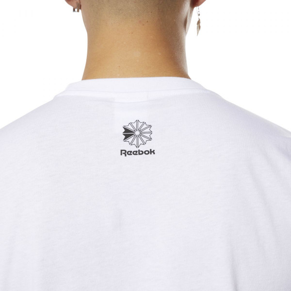 Pánské tričko Reebok CL CALLOUT GRAPHIC TEE - foto 5