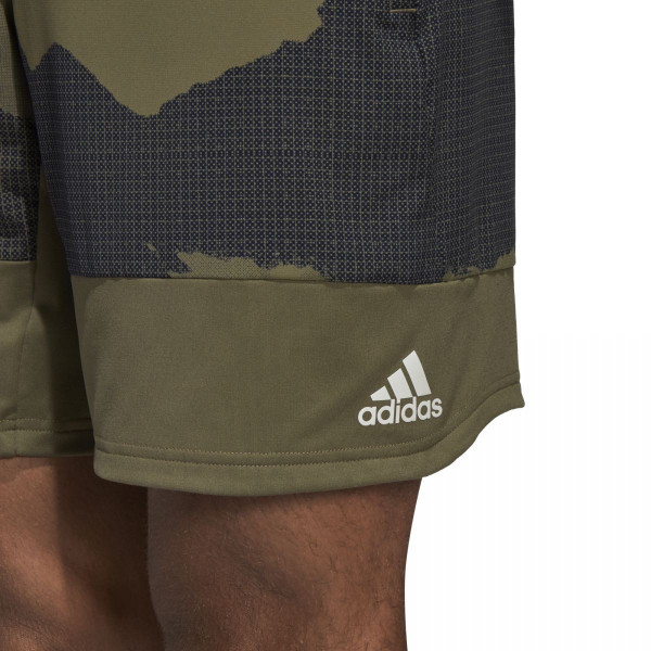 Pánské šortky adidasPerformance 4K_TEC GF CAM 8 - foto 7