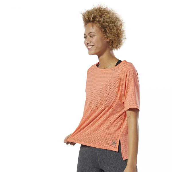Dámské tričko Reebok OS PERF TEE - foto 1