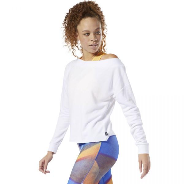 Dámské tričko Reebok Y Pullover - foto 1