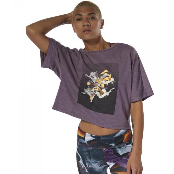 Dámské tričko Reebok D Tee - foto 0
