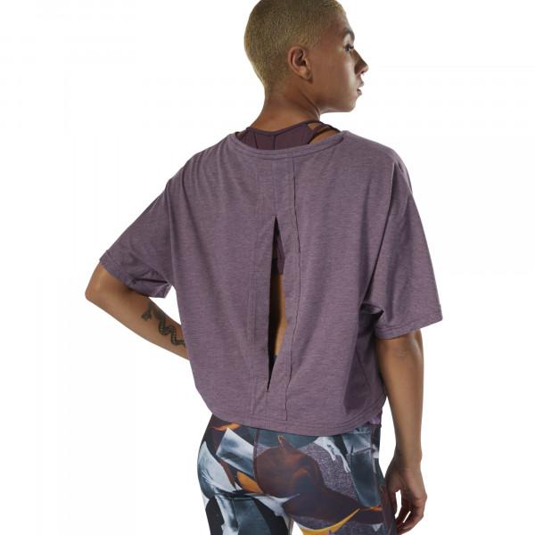 Dámské tričko Reebok D Tee - foto 2