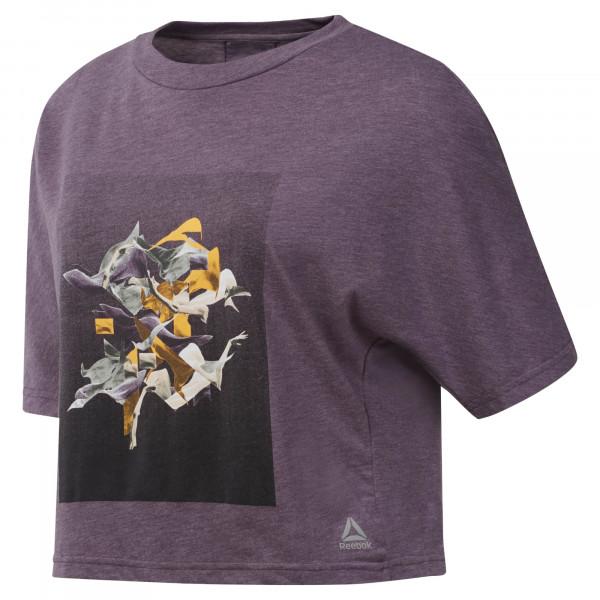 Dámské tričko Reebok D Tee - foto 3