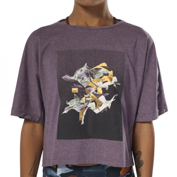 Dámské tričko Reebok D Tee - foto 5