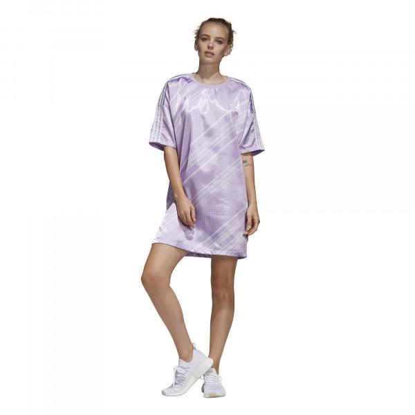 Dámské šaty adidasOriginals TREFOIL DRESS - foto 0