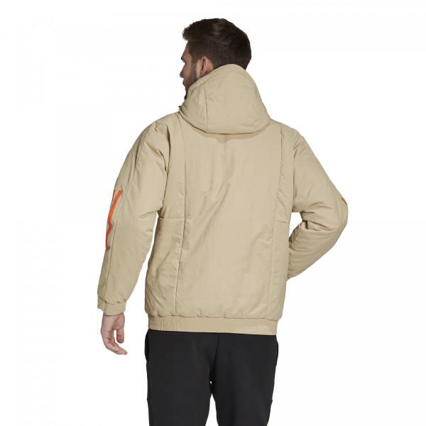 Pánská  zimní bunda adidasPerformance BTS HOODED JKT - foto 3