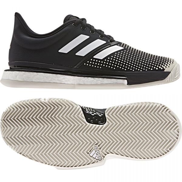 Dámské tenisové boty adidasPerformance SoleCourt W clay - foto 0