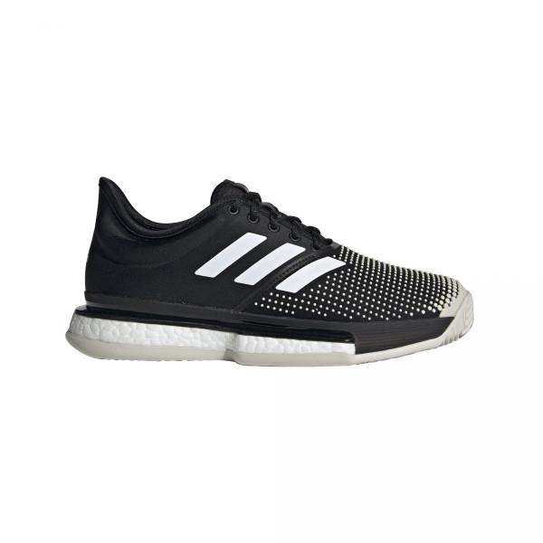Dámské tenisové boty adidasPerformance SoleCourt W clay - foto 2