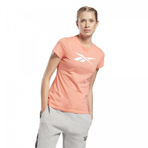 Dámské  tričko Reebok TE Graphic Vector Tee - foto 0