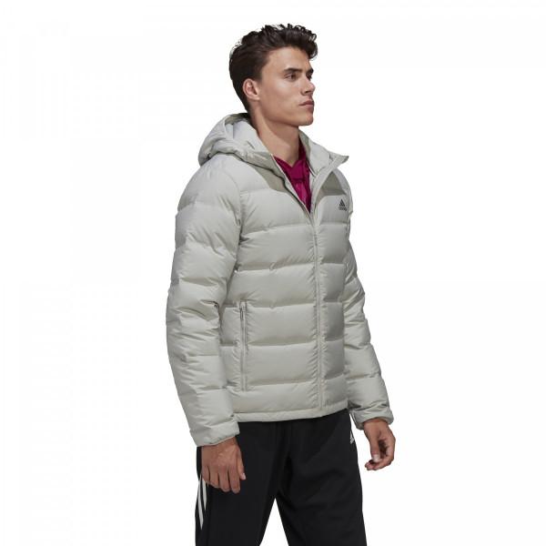 Pánská  zimní bunda adidasPerformance Helionic Ho Jkt - foto 1