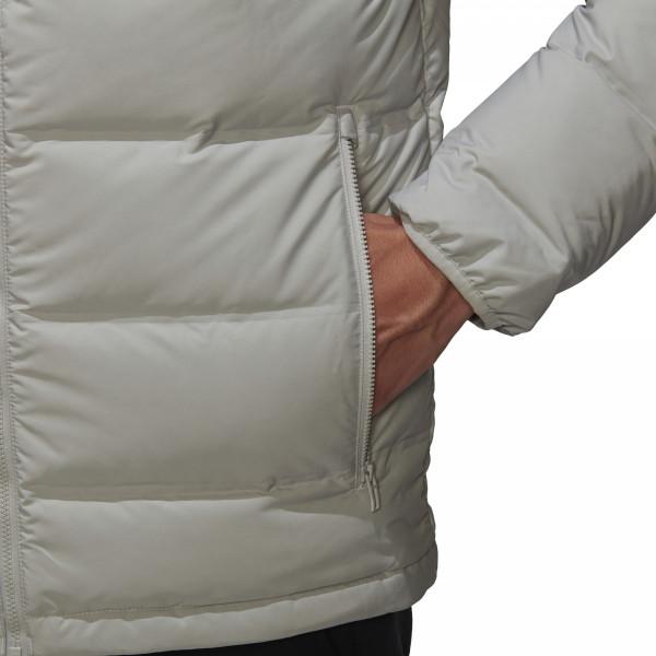 Pánská  zimní bunda adidasPerformance Helionic Ho Jkt - foto 8