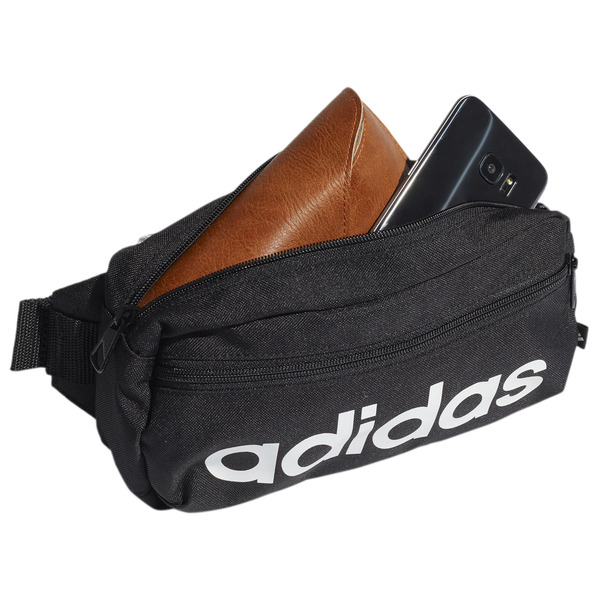 Ledvinka adidasPerformance LINEAR BUM BAG - foto 2