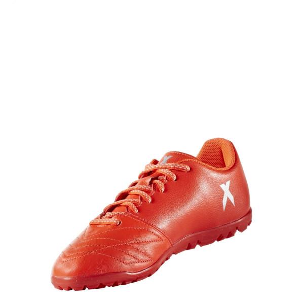Chlapčenské kopačky turfy adidasPerformance X 16.3 TF J Leather - foto 1