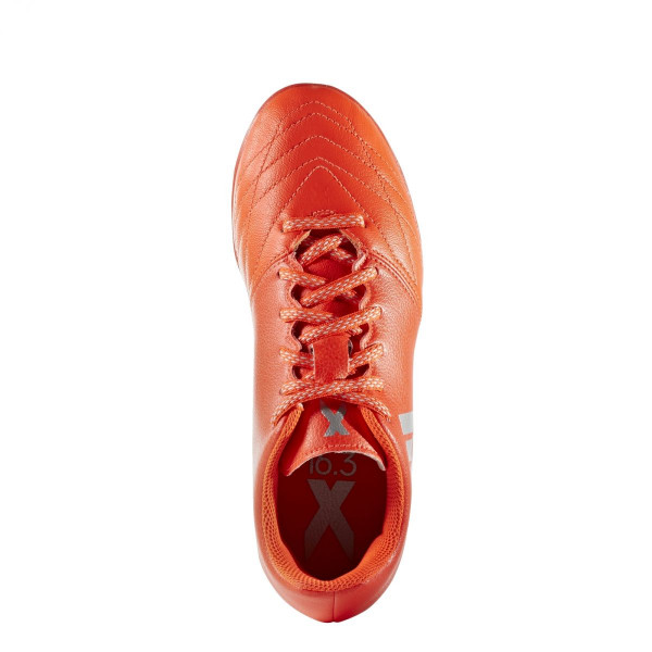 Chlapčenské kopačky turfy adidasPerformance X 16.3 TF J Leather - foto 3