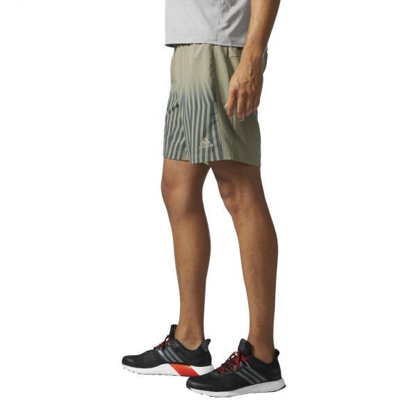 Pánské šortky adidasPerformance SN SHO Q2 PRT M - foto 1