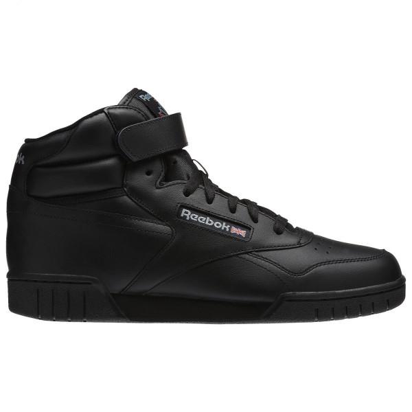 Pánske členkové topánky Reebok EX-O-FIT HI - foto 0 91b442c03f