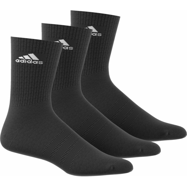 Ponožky adidasPerformance 3S PER CR HC 3 PÁRY - foto 0