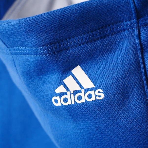 Chlapecká mikina adidasPerformance YB ESSENTIALS LIN FZBR - foto 4