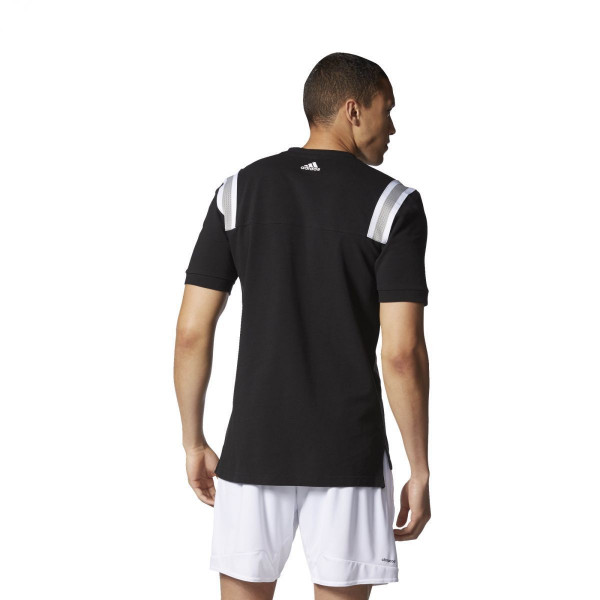 Pánské tričko adidasPerformance HEATHER TEE - foto 2