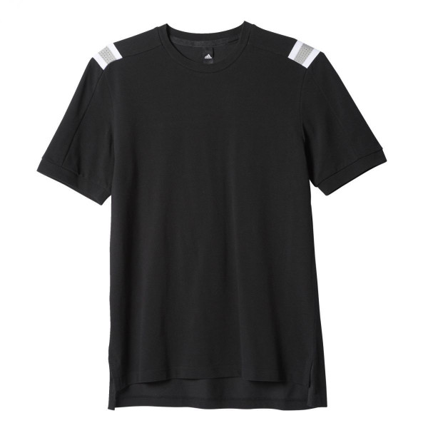 Pánské tričko adidasPerformance HEATHER TEE - foto 4