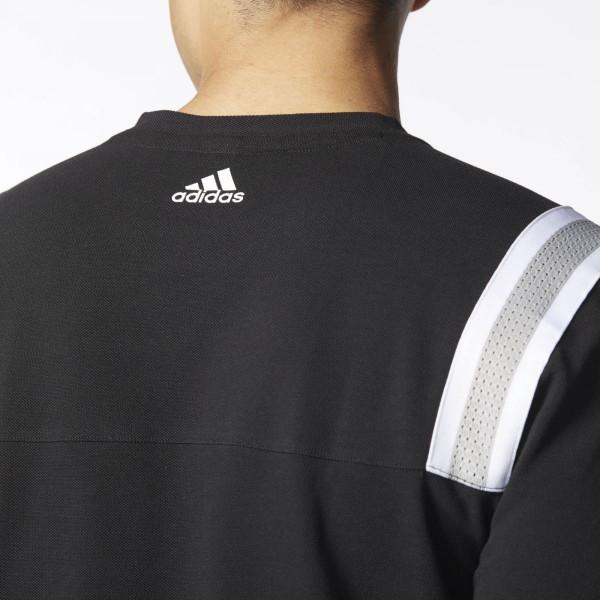 Pánské tričko adidasPerformance HEATHER TEE - foto 6