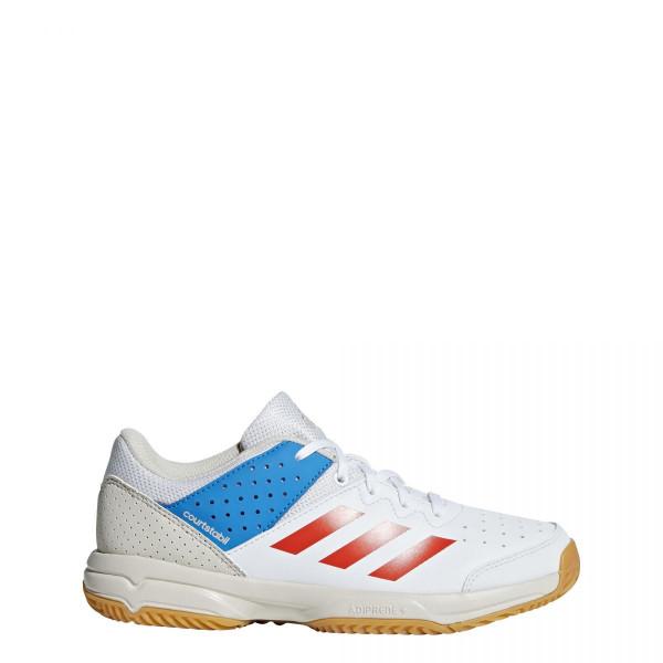 Dětské sálové boty adidasPerformance COURT STABIL JR - foto 1