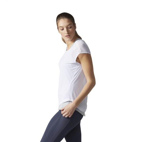 Tričko adidas Performance TKO2LAYERW - foto 1