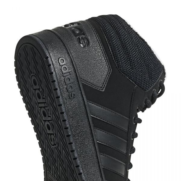Pánské kotníkové boty adidasPerformance HOOPS 2.0 MID - foto 8