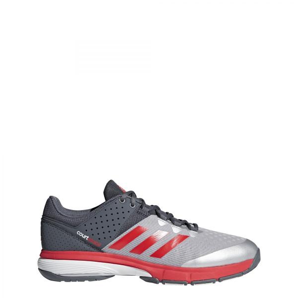 Pánske sálové topánky adidasPerformance COURT STABIL - foto 1