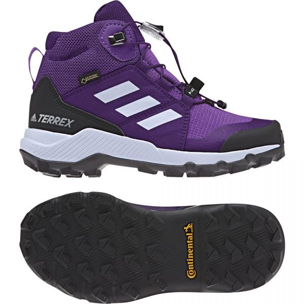 Dětské kotníkové boty adidas Performance TERREX MID GTX K - foto 0 4bb6180bd2e
