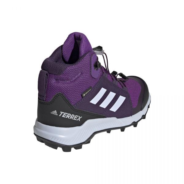 Detské členkové topánky adidasPerformance TERREX MID GTX K - foto 3