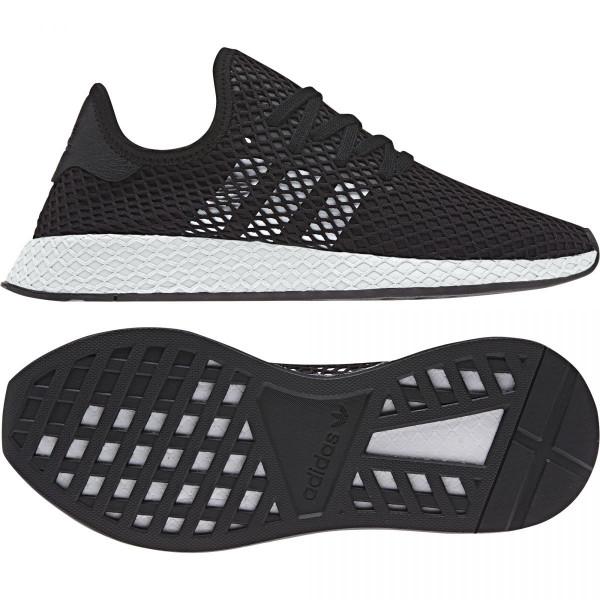 Pánské tenisky adidas Originals DEERUPT RUNNER (CBLACK/FTWWHT/CBLACK)