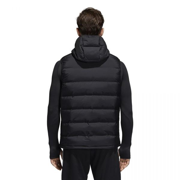 Pánská vesta adidas Performance Helionic Vest (BLACK)