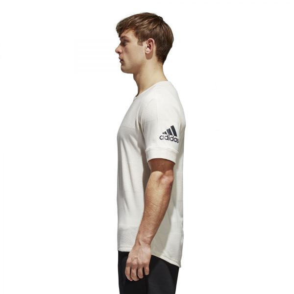Pánske tričko adidasPerformance ALL BLACKS SPO LUX TEE - foto 1