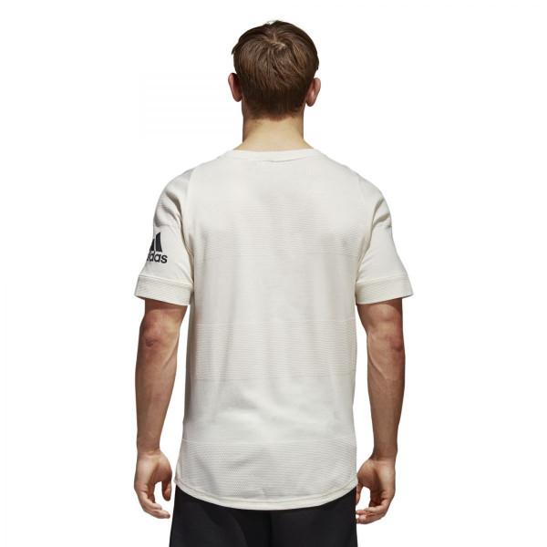 Pánske tričko adidasPerformance ALL BLACKS SPO LUX TEE - foto 2