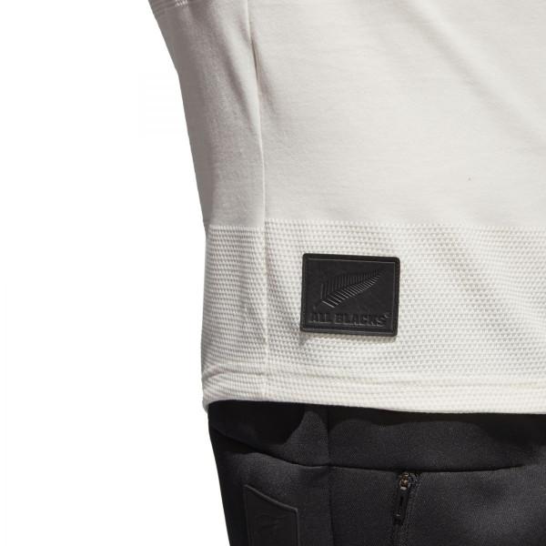 Pánske tričko adidasPerformance ALL BLACKS SPO LUX TEE - foto 3