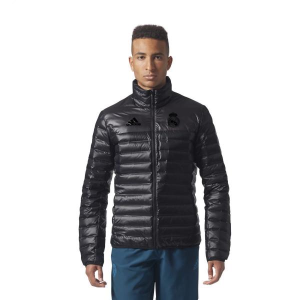 Pánska zimná bunda adidasPerformance REAL MADRID TV DOWN JK - foto 0