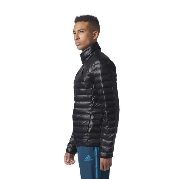 Pánska zimná bunda adidasPerformance REAL MADRID TV DOWN JK - foto 1