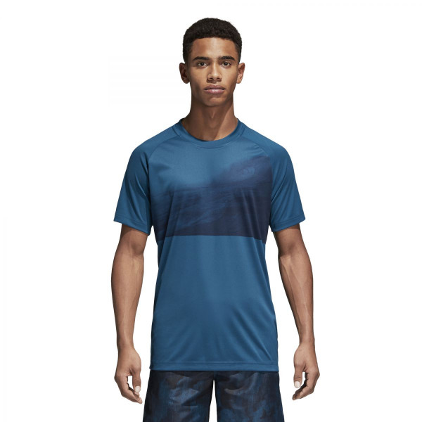 Tričko adidas Performance AmpliTee3 - foto 0
