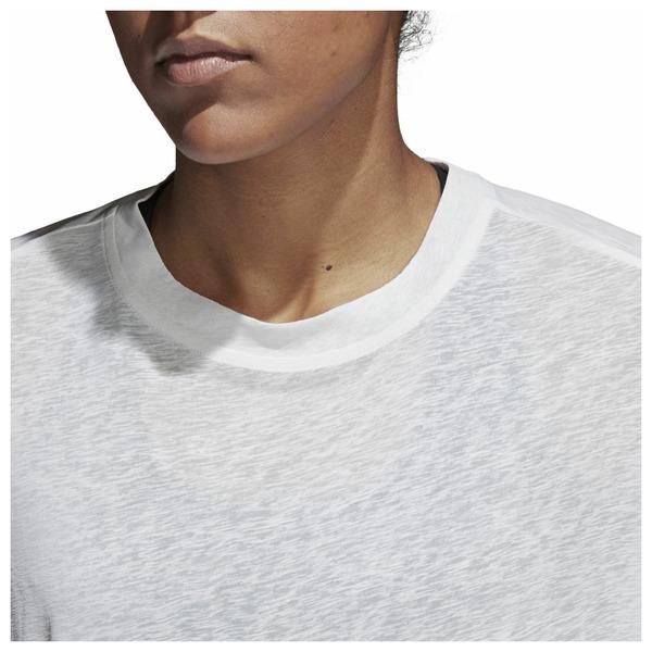 Dámske tričko adidasPerformance Light&Soft Tee - foto 3