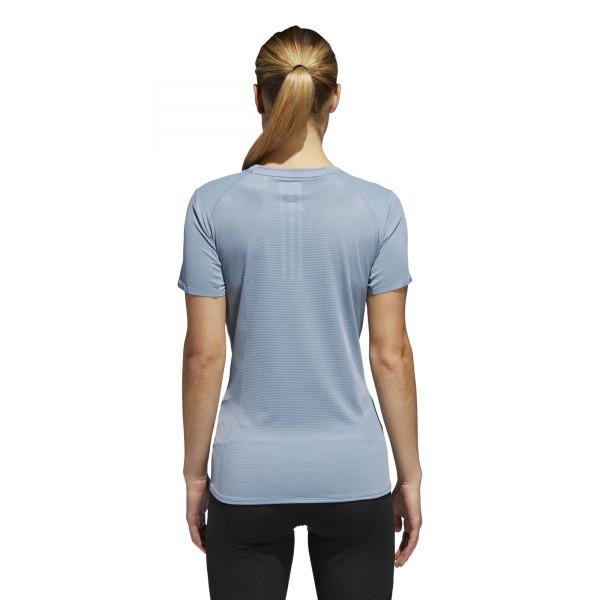 Dámske tričko adidasPerformance FR SN SS TEE W - foto 2