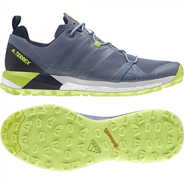 Pánské outdoorové boty adidasPerformance TERREX AGRAVIC  - foto 0