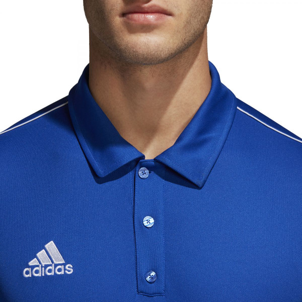 Pánské tričko adidasPerformance CORE18 POLO  - foto 3