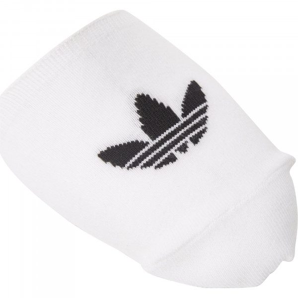Ponožky adidasOriginals NO SHOW SOCK 3 PÁRY - foto 3