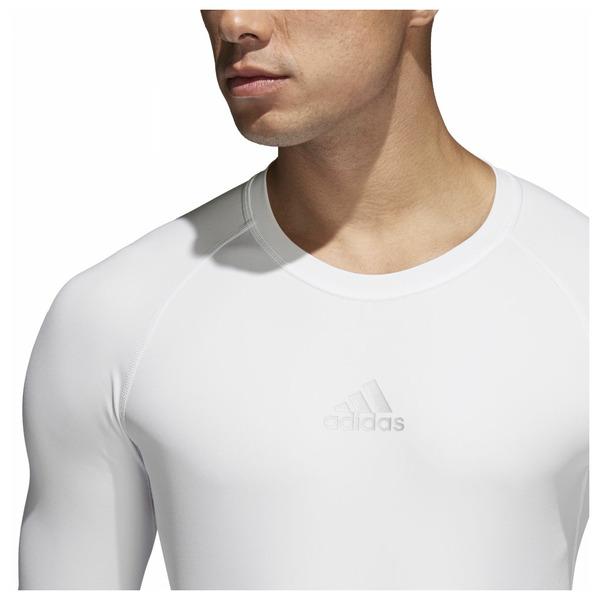 Pánské funkční tričko adidasPerformance AlphaSkin SPRT LST M - foto 3