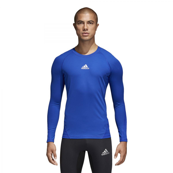 Pánské tričko adidas Performance AlphaSkin SPRT LST M - foto 0